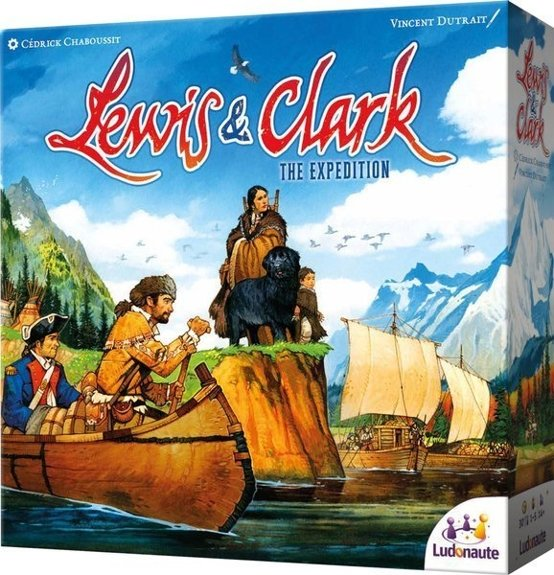 LEWIS & CLARK: THE EXPEDITION