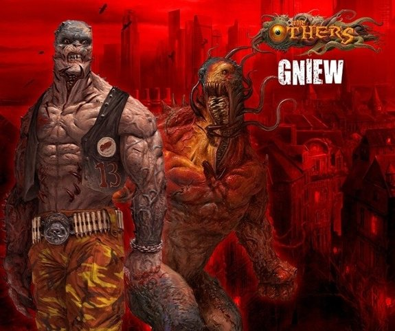 THE OTHERS: GNIEW